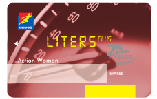 Liters Plus Action Woman